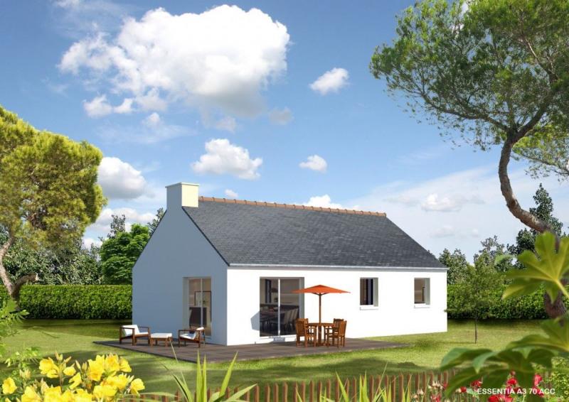 Maison  4 pièces + Terrain 700 m² Saint-Molf par MAISONS DE L'AVENIR
