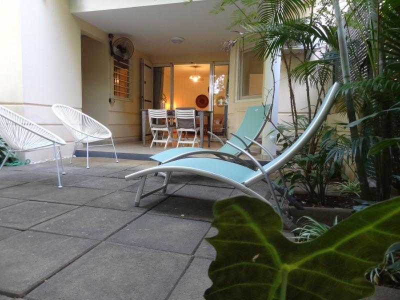 Location vacances Saint-Paul -  Appartement - 4 personnes - Jardin - Photo N° 1