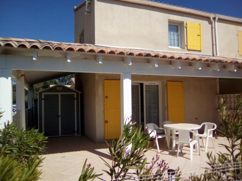 Villa dans résidence sécurisée pour 4 personne(s) proximité plage