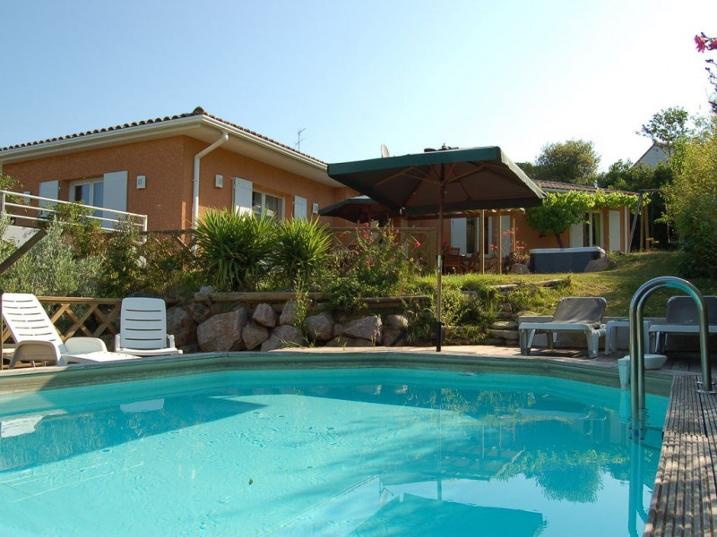 Villa Contemporaine, Superbe Vue, Jardin Avec Piscine Paysagé, Spa