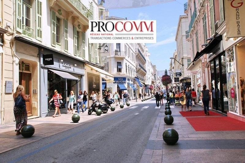 Vente Boutique Cannes