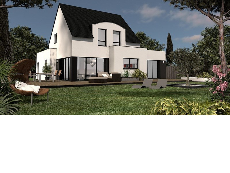Maison  5 pièces + Terrain 321 m² Hillion par TRECOBAT LAMBALLE
