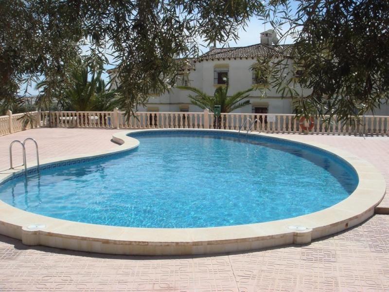 Appartement pour 4 pers. avec piscine, San Miguel de Salinas