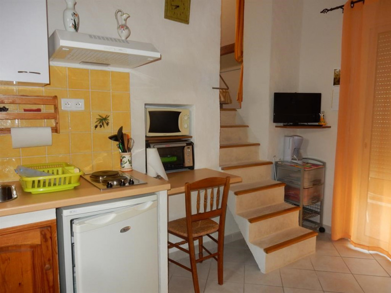Location vacances Digne-les-Bains -  Appartement - 2 personnes - Salon de jardin - Photo N° 1