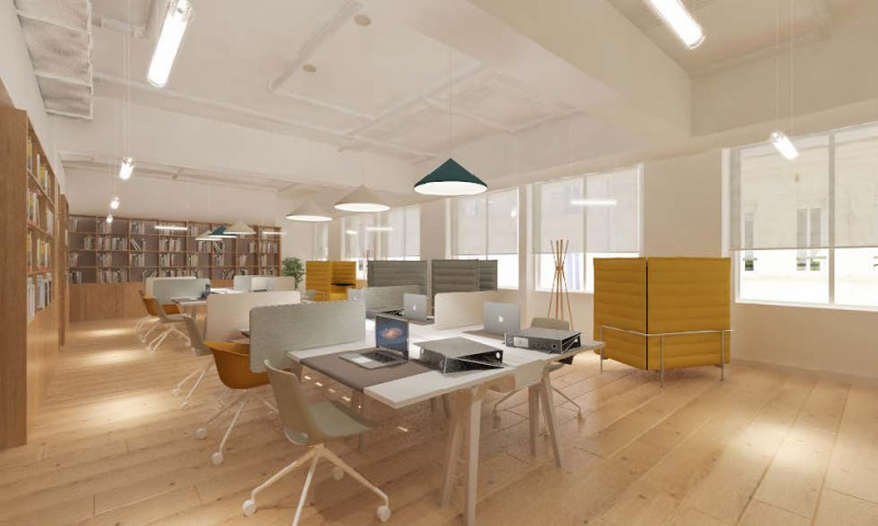 location bureau paris 2 me paris 75 5 m r f rence n. Black Bedroom Furniture Sets. Home Design Ideas