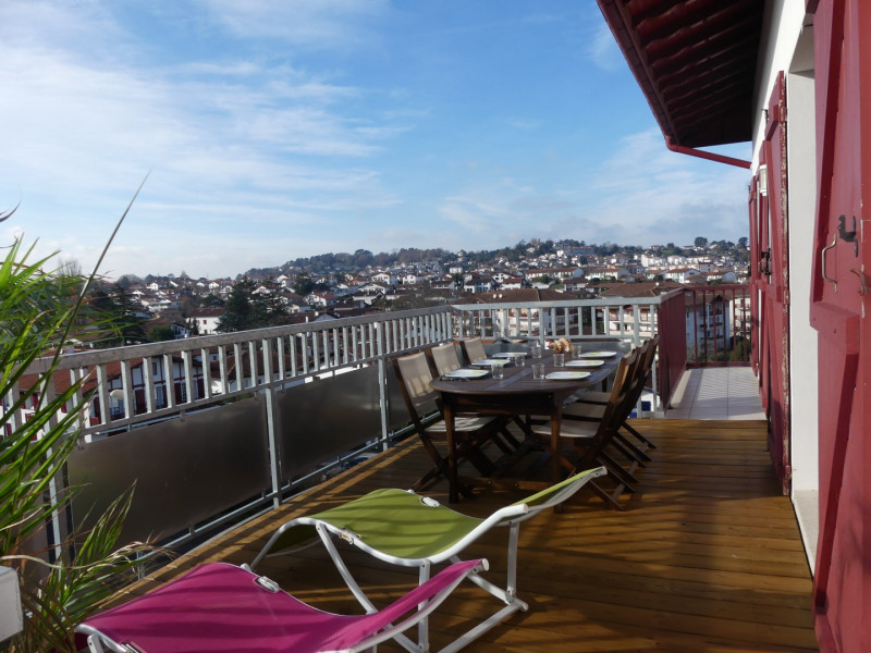 Holiday rentals Ciboure - Apartment - 6 persons - Garden - Photo N° 1