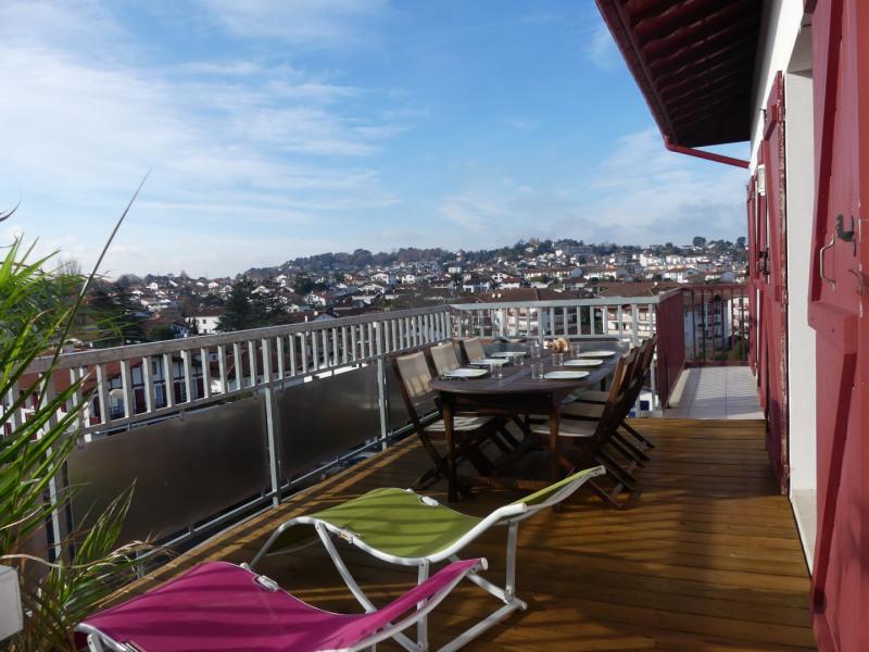 Location vacances Ciboure -  Appartement - 6 personnes - Jardin - Photo N° 1