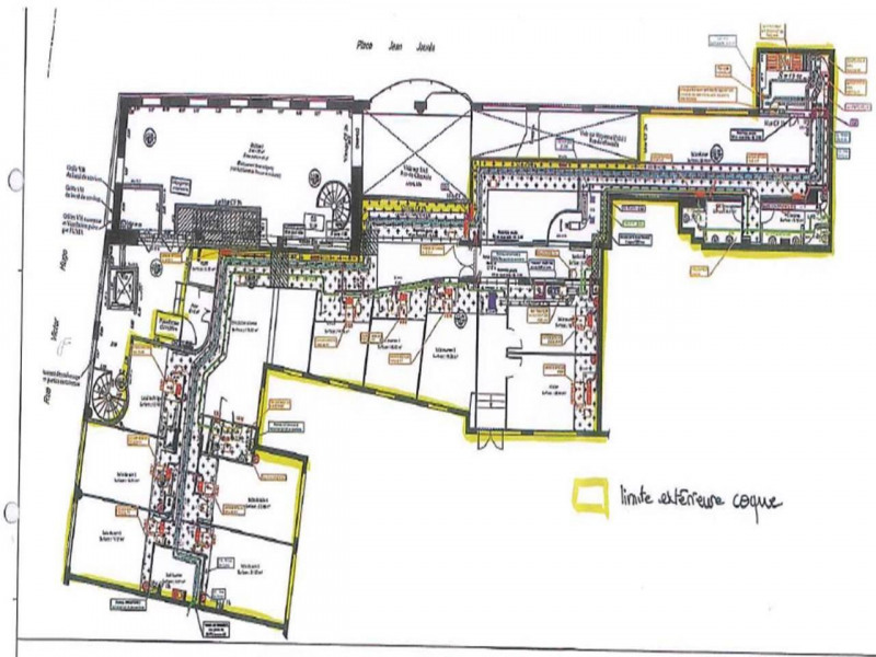 location bureau tours grammont 37000 bureau tours grammont de 443 m ref 16450096l. Black Bedroom Furniture Sets. Home Design Ideas