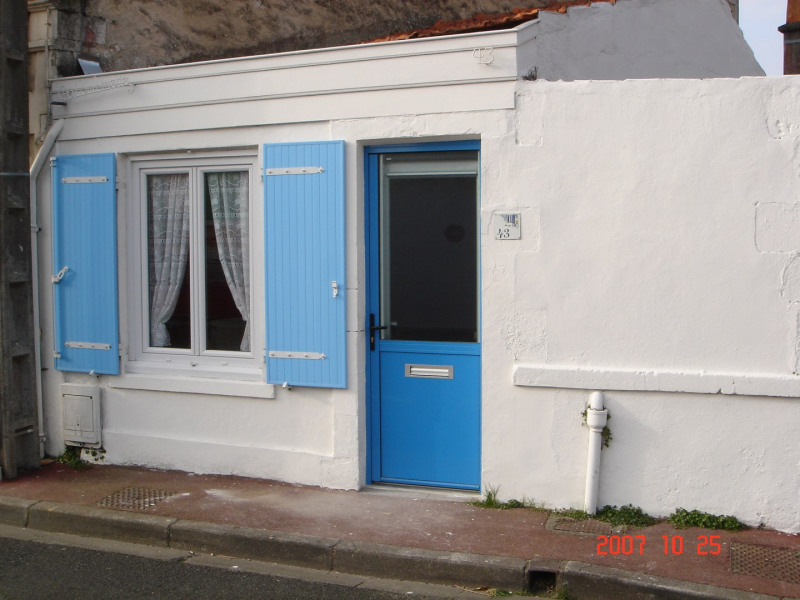 Location vacances Fouras -  Maison - 4 personnes - Barbecue - Photo N° 1