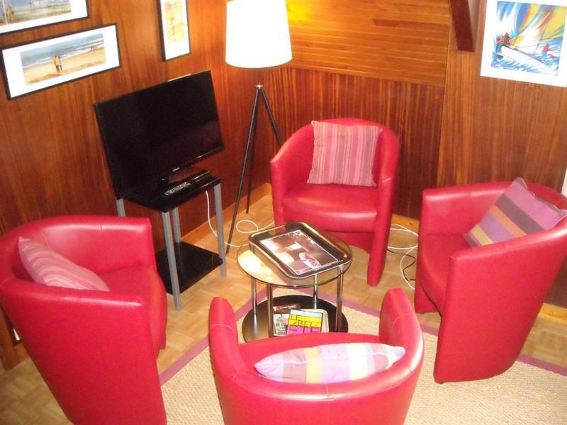 Appartement pour 4 pers. avec internet, La Forêt-Fouesnant