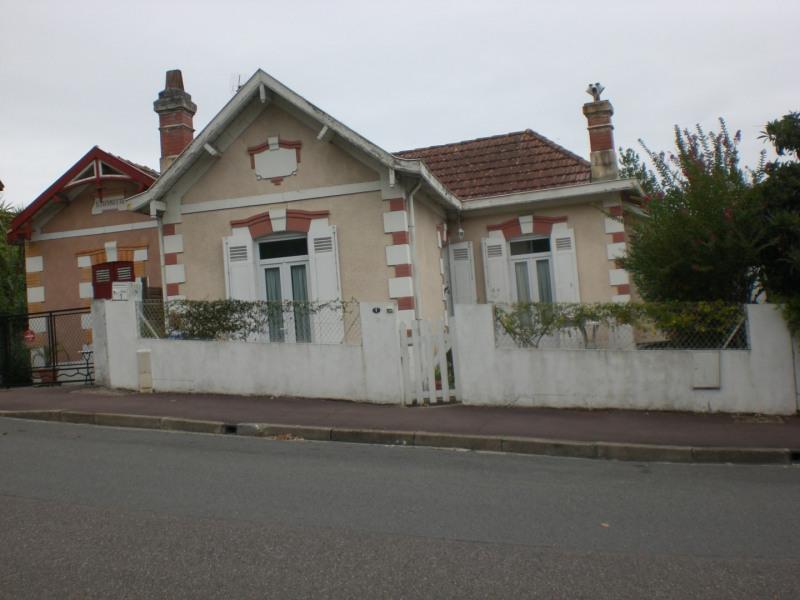 Location vacances Arcachon -  Maison - 4 personnes - Cour - Photo N° 1