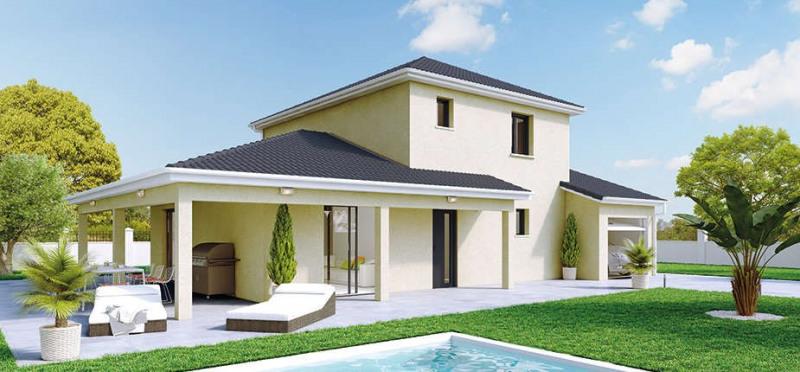 Maison  5 pièces + Terrain 420 m² Genas par Créa Concept Pusignan