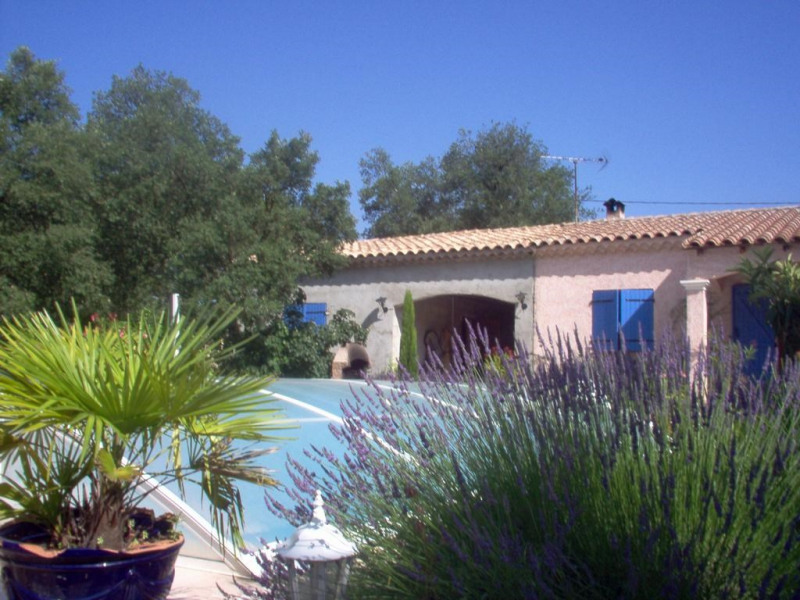 Location vacances Vidauban -  Maison - 8 personnes - Barbecue - Photo N° 1
