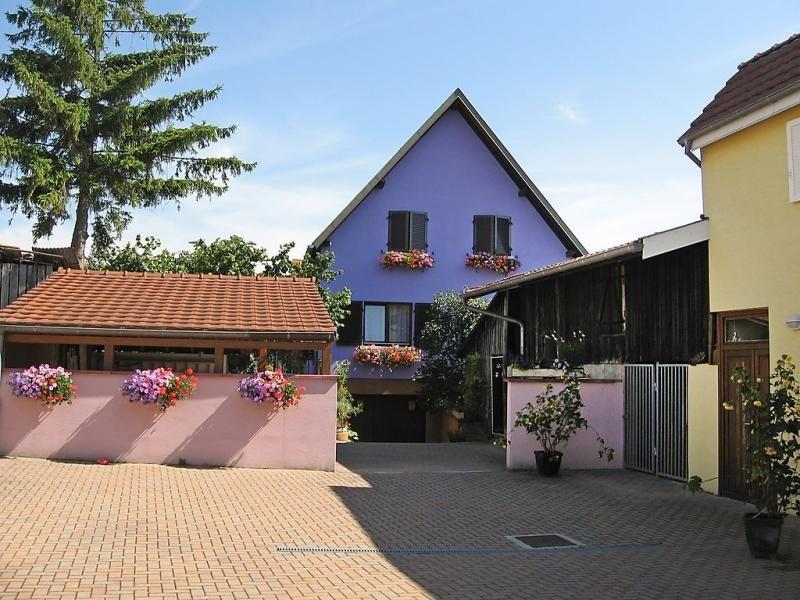Location vacances Marckolsheim -  Appartement - 4 personnes - Télévision - Photo N° 1