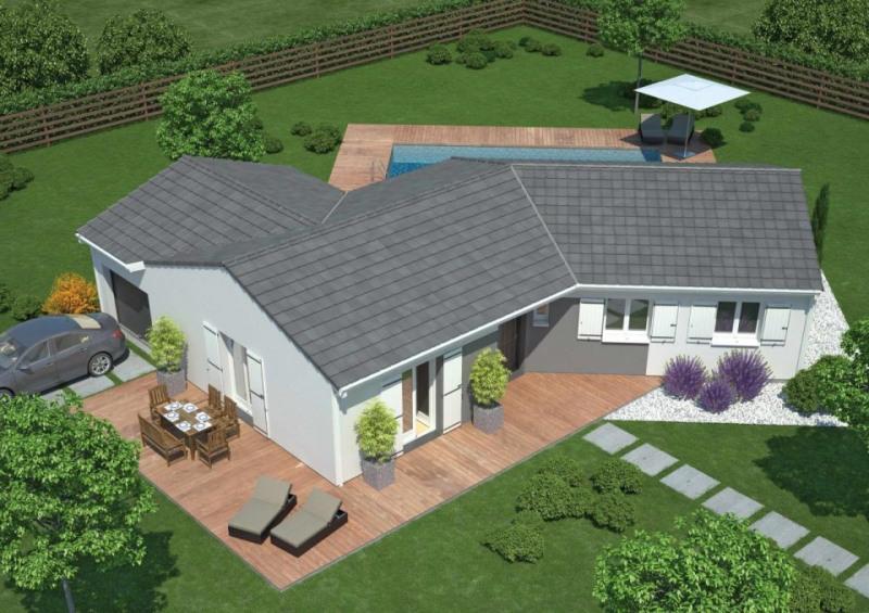 Maison  6 pièces + Terrain 2021 m² Mosnac par MAISONS M.C.A. JONZAC