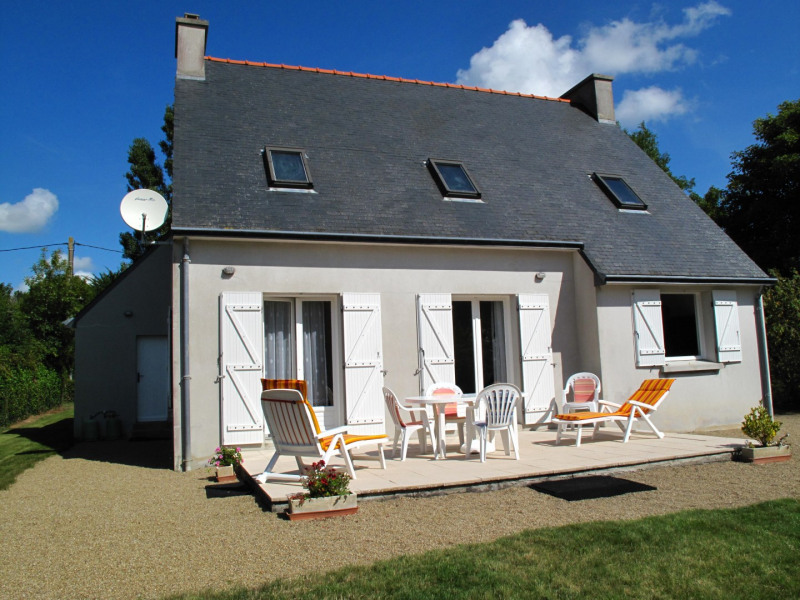 Holiday rentals Loctudy - House - 5 persons - BBQ - Photo N° 1