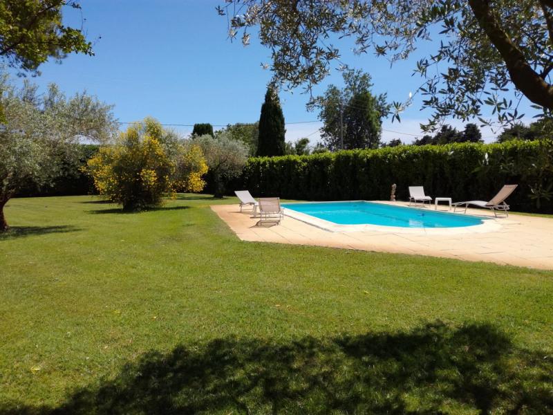 Location vacances Avignon -  Gite - 4 personnes - Barbecue - Photo N° 1
