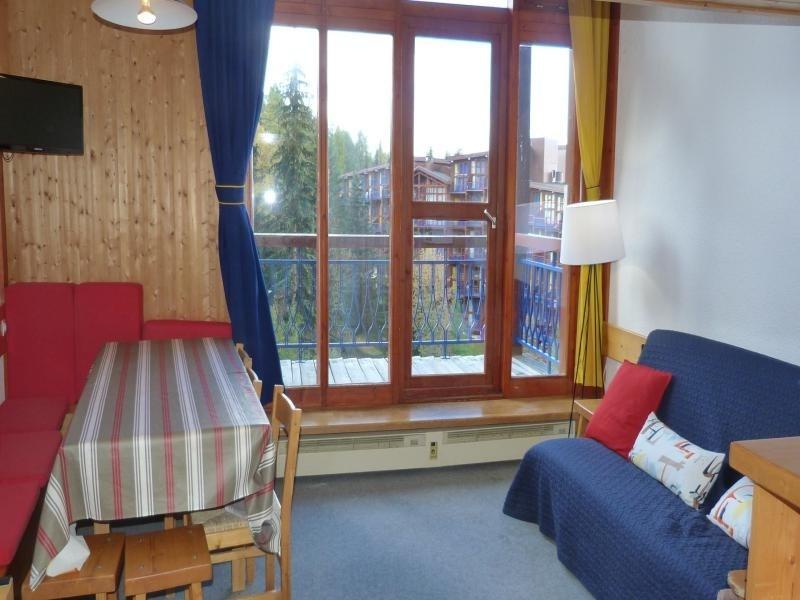 Appartement 3 pièces 8 personnes à Arc 1800 dans le quartier de Charmettoger au pied des pistes