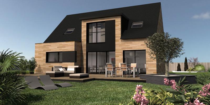 Maison  7 pièces + Terrain 880 m² Saint-Rémy-Lès-Chevreuse par PRIMOBOIS ESSONNE