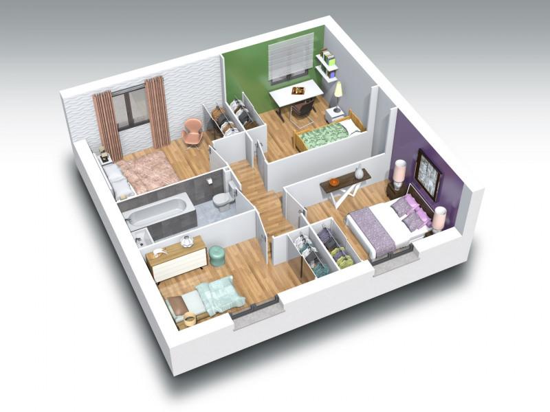 Maison  5 pièces + Terrain 490 m² Charnay par COMPAGNIE DE CONSTRUCTION