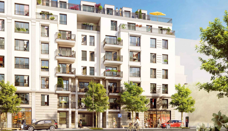 Vente appartement 3 pi ces suresnes appartement f3 t3 3 for Achat maison suresnes