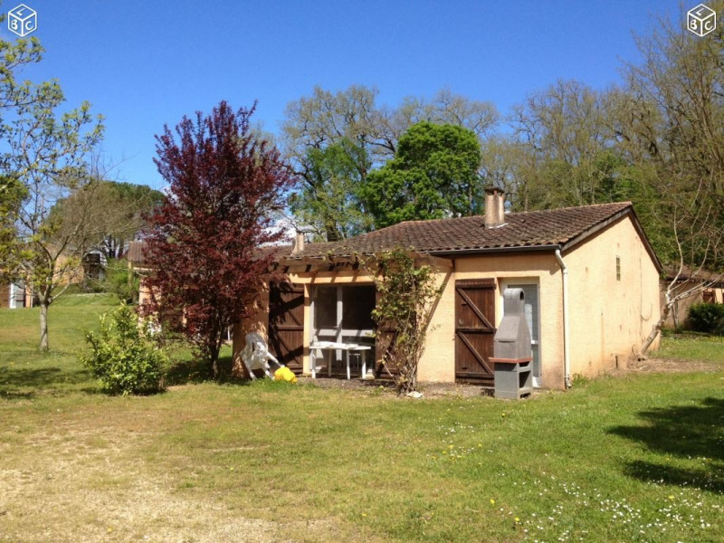 Location vacances Puy-l'Évêque -  Insolite - 6 personnes - Barbecue - Photo N° 1