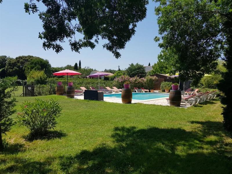 Studio pour 2 pers. avec piscine, Montaud