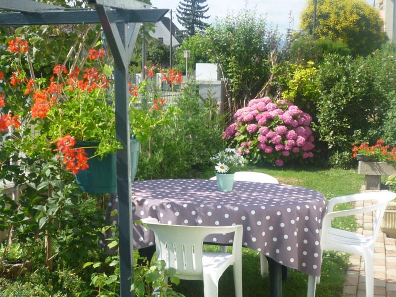 Location vacances Colmar -  Gite - 4 personnes - Barbecue - Photo N° 1