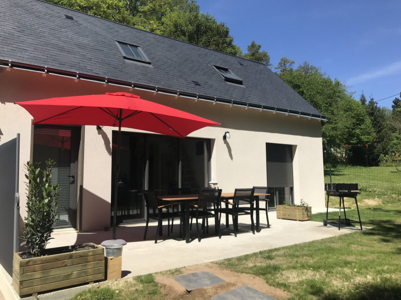 Holiday rentals Rochecorbon - Cottage - 10 persons - BBQ - Photo N° 1