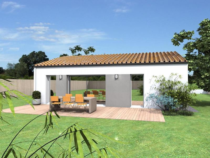 Maison  5 pièces + Terrain 340 m² Saint-Lumine-de-Coutais par ALLIANCE CONSTRUCTION NANTES