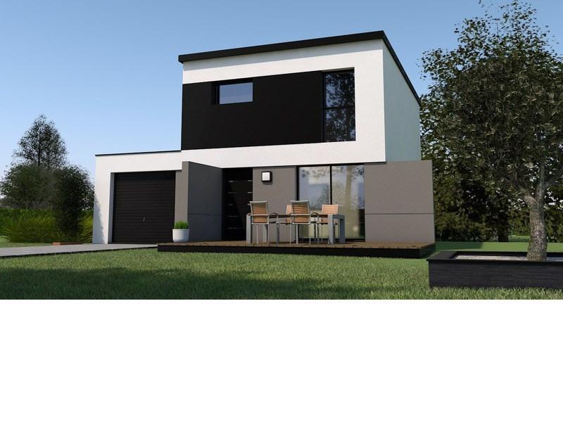 Maison  5 pièces + Terrain 350 m² Saint Sébastien sur Loire par TRECOBAT NANTES