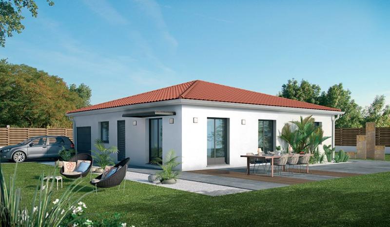 Maison  4 pièces + Terrain 800 m² L'Isle-Jourdain par MAISONS LOGECO