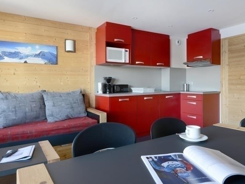 Location vacances Bellentre -  Appartement - 6 personnes - Salle de fitness - Photo N° 1