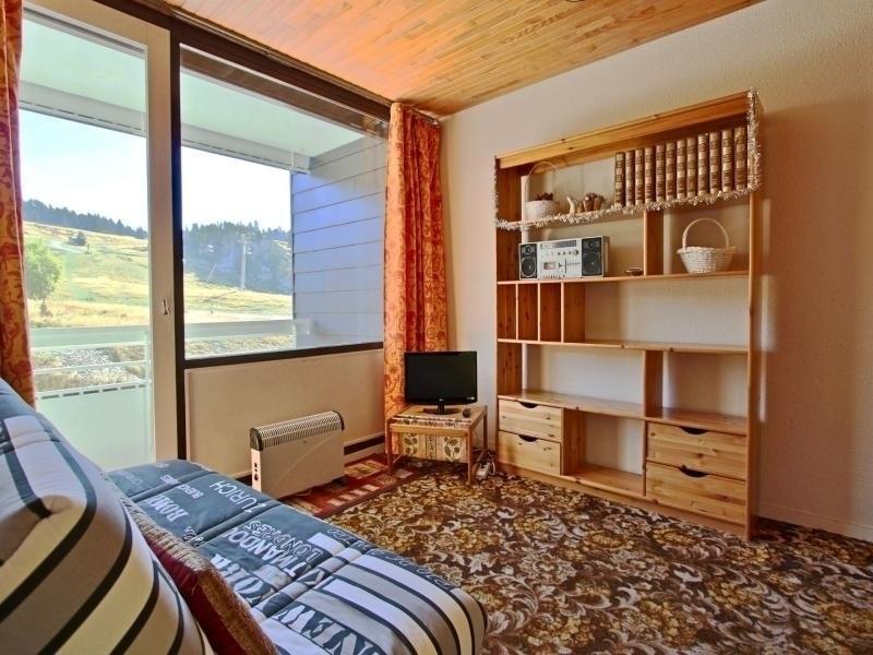 Appartement 2 pièces 4 personnes au pied des pistes - vue domaine skiable