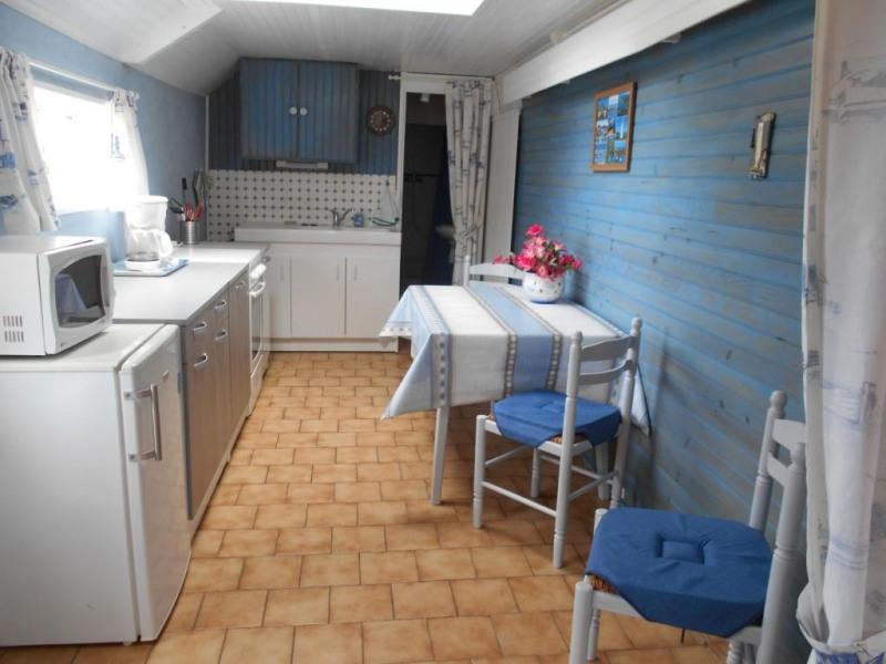 Location vacances Barfleur -  Maison - 3 personnes - Barbecue - Photo N° 1