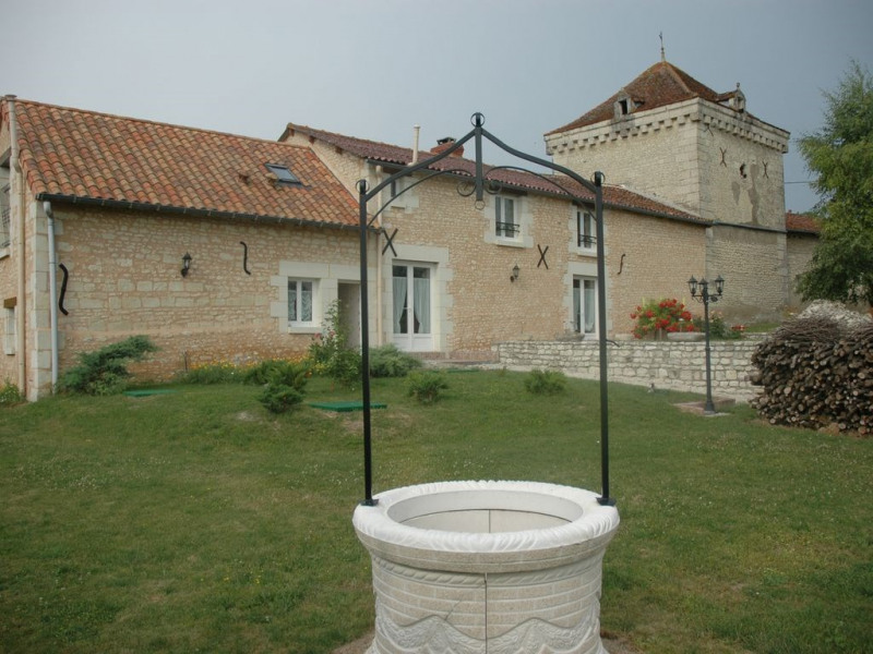 Gîte de la petite Miltière, Saint Christophe. 40 mn du Futuroscope