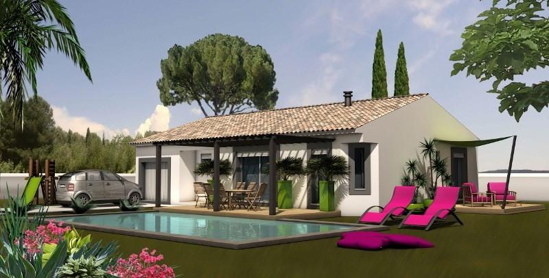 Maison  4 pièces + Terrain 360 m² Sainte-Tulle par MAISON D'EN FRANCE MIDI MEDITERANNEE SALON