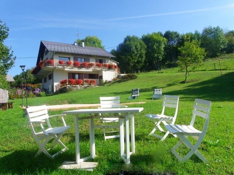Location vacances Le Grand-Abergement -  Maison - 6 personnes - Barbecue - Photo N° 1