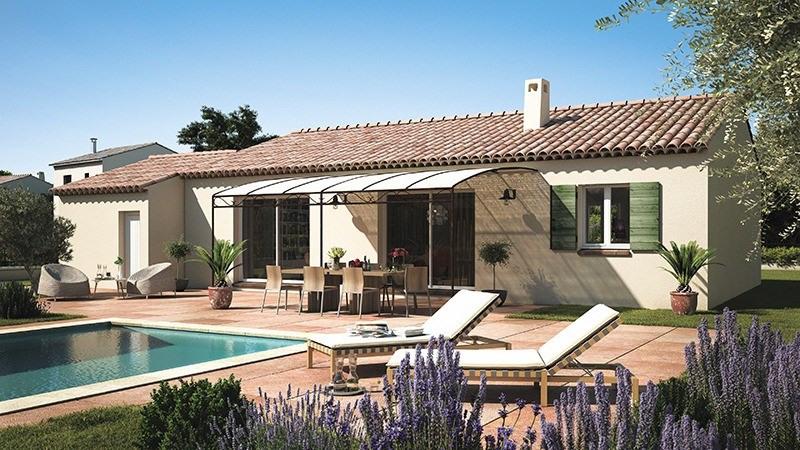 Maison  5 pièces + Terrain 555 m² Rochefort-du-Gard par LES MAISONS DE MANON