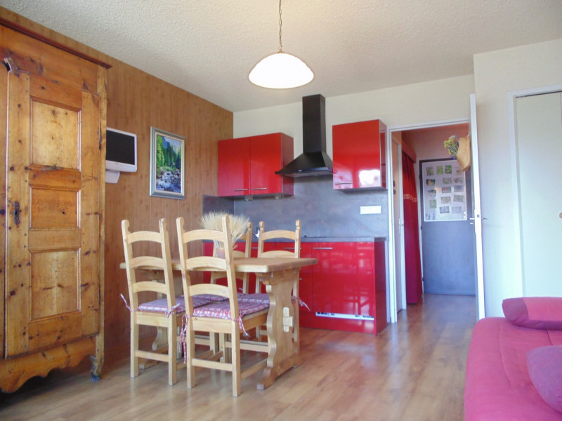 Holiday rentals Uvernet-Fours - Apartment - 4 persons - Deck chair - Photo N° 1