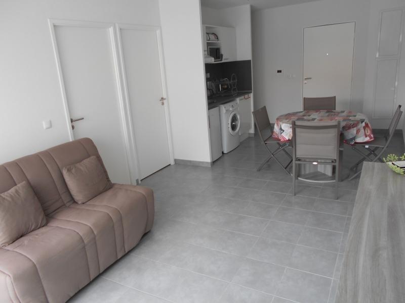 Appartement neuf en 2 pièces cabine