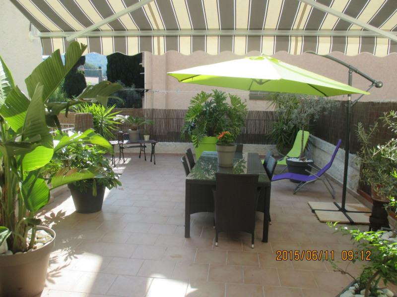 Terrasse 60 m2