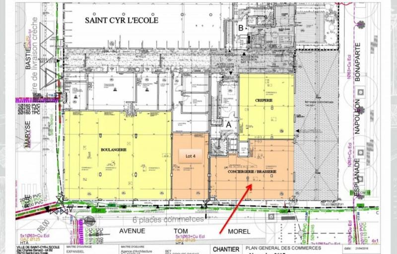 Location Local commercial Saint-Cyr-l'École