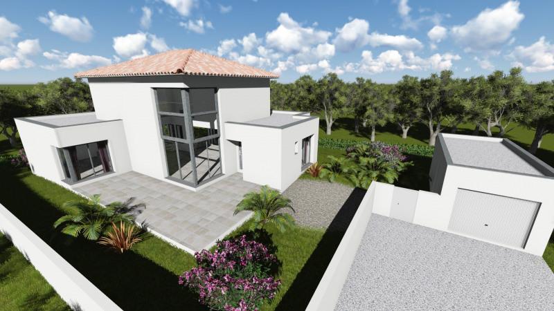 Maison  5 pièces + Terrain 540 m² Saint-Bauzille-de-Montmel par HOME SUD CONSTRUCTION