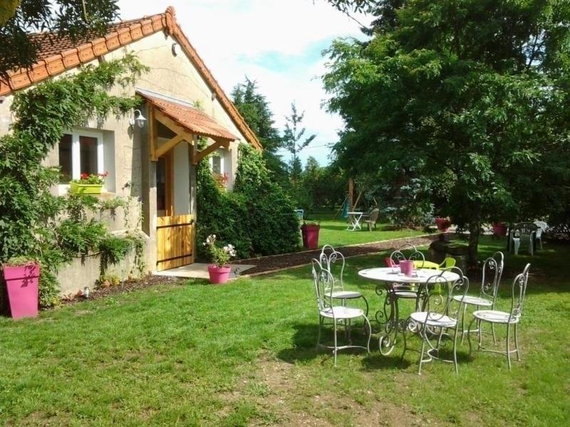 Location vacances Moulins -  Maison - 5 personnes - Barbecue - Photo N° 1