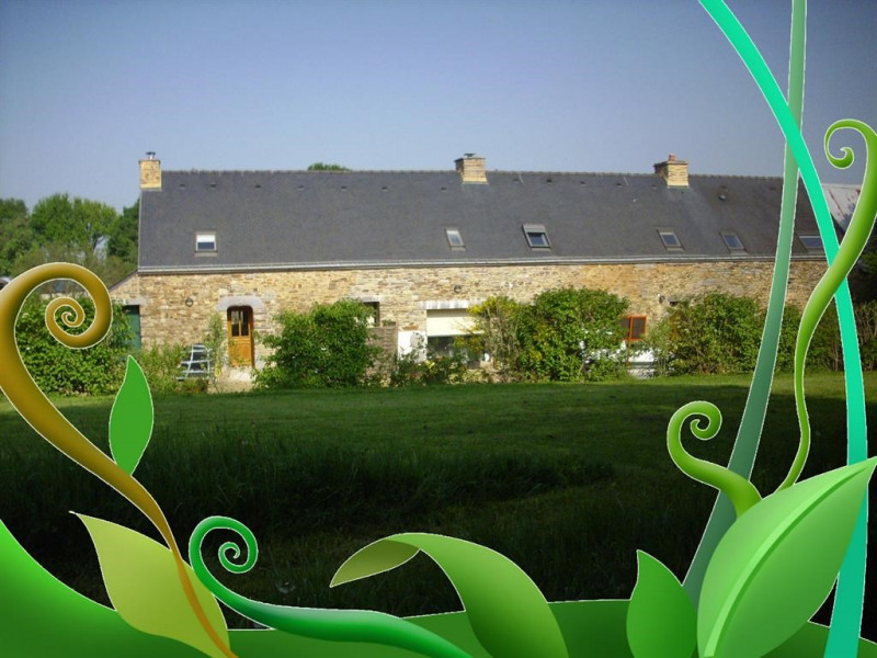 Location vacances Carentoir -  Maison - 6 personnes - Barbecue - Photo N° 1