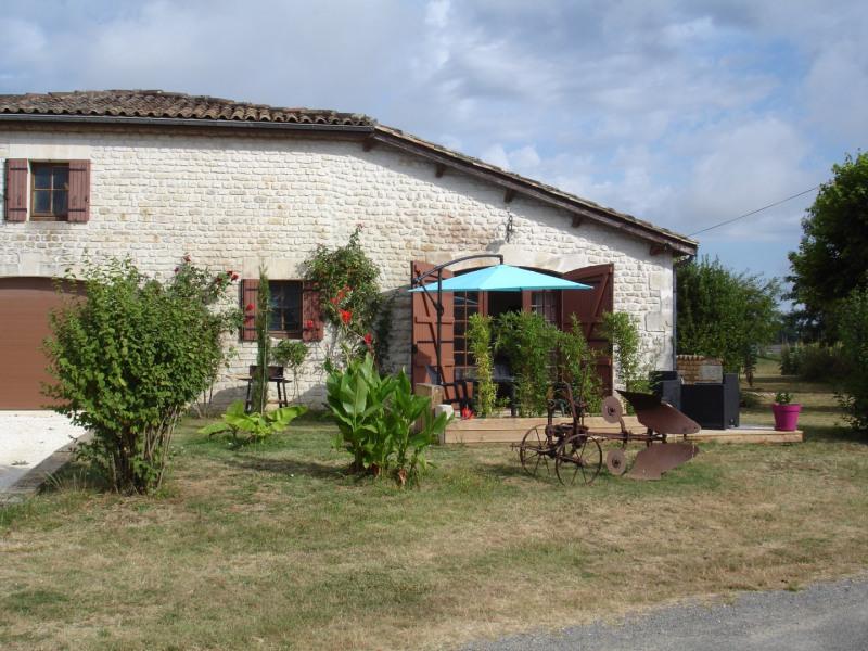 Location vacances Guitinières -  Gite - 2 personnes - Barbecue - Photo N° 1