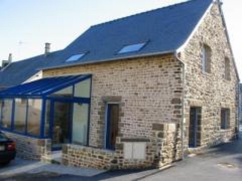 Location vacances Donville-les-Bains -  Maison - 6 personnes - Télévision - Photo N° 1