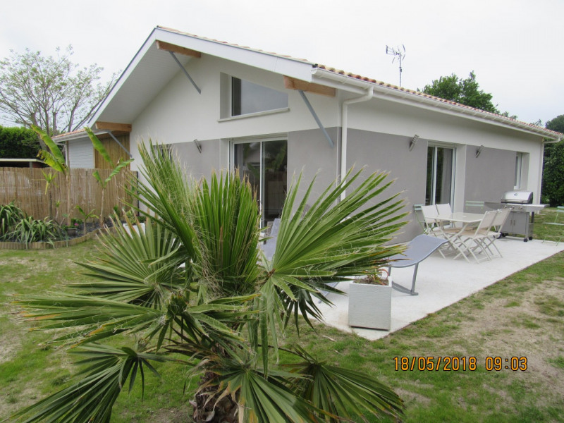 Location vacances Angresse -  Maison - 6 personnes - Barbecue - Photo N° 1