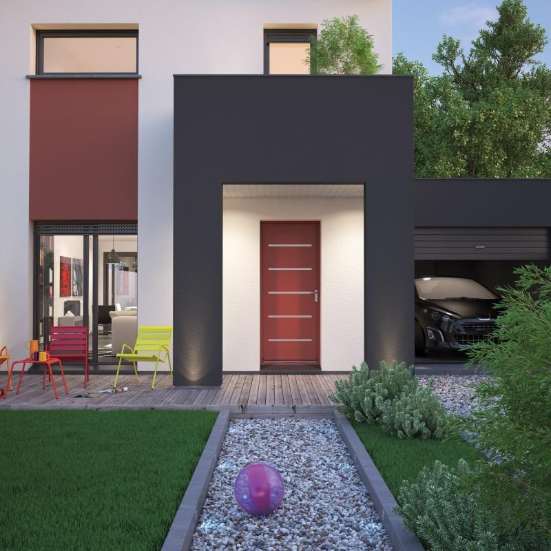 Maison  5 pièces + Terrain 312 m² Pessac par COULEUR VILLAS VILLENAVE D ORNON